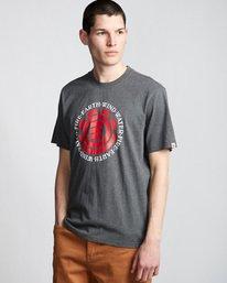 0 Seal - T-Shirt Grey Q1SSA8ELF9 Element