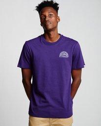0 Odyssey - T-Shirt Purple Q1SSC8ELF9 Element