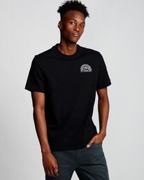 0 Odyssey - T-Shirt Black Q1SSC8ELF9 Element