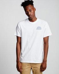0 Odyssey - T-Shirt White Q1SSC8ELF9 Element