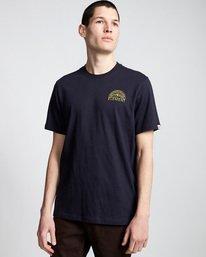 0 Odyssey - T-Shirt für Männer Blau Q1SSC8ELF9 Element