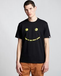 0 Twilight - T-Shirt Black Q1SSD9ELF9 Element