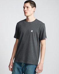 0 Soar - T-Shirt Grey Q1SSF9ELF9 Element