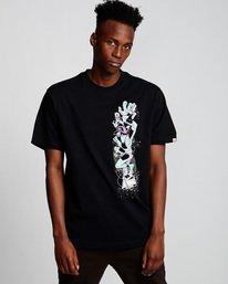 0 Barbee - T-Shirt Black Q1SSG9ELF9 Element