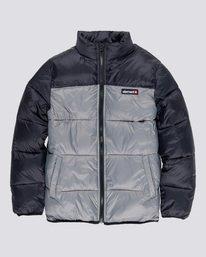 0 Primo Boy - Jacket Grey Q2JKA7ELF9 Element