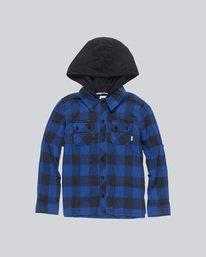 0 Tacoma 2C Boy - Hooded Shirt Purple Q2SHA1ELF9 Element