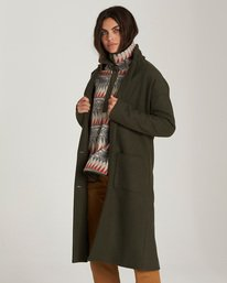 0 Bonnie - Woolen Coat  Q3JKA7ELF9 Element