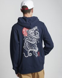 0 Timber! Go East Tradition - Hoodie for Men Purple S1HOC2ELP0 Element