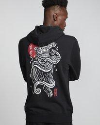 0 Tradition - Hoodie for Men Black S1HOC2ELP0 Element