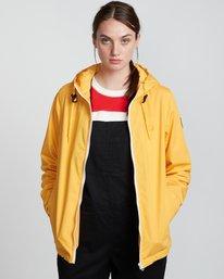 2 Home Free - wasserabweisende Jacke für Damen Silber S3JKA2ELP0 Element