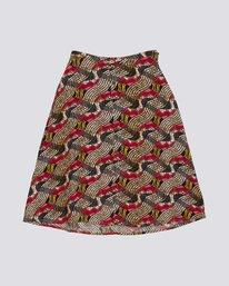 0 Midnight Ray - Skirt for Women  S3SKA1ELP0 Element