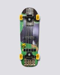 "0 Bad Brains 9.5"" Bad Brains Green Monster Complete - Skateboard  S4CPB6ELP0 Element"