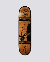 0 No Pain No Gain 8.1 Greek Gods Nyjah - Deck de skate  S4DCA7ELP0 Element