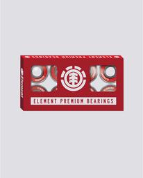 0 Premium - Skateboard Bearings Black S4SHA1ELP0 Element