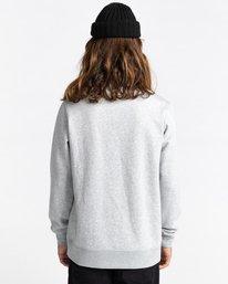 3 Blazin - Sweatshirt for Men Grey U1CRA1ELF0 Element