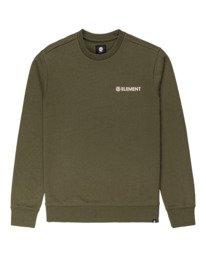 0 Blazin Chest - Sweatshirt for Men Green U1CRA3ELF0 Element