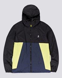 0 Future Nature Koto - Water-Resistant Jacket for Men Blue U1JKA5ELF0 Element