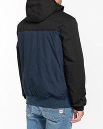 8 Wolfeboro Dulcey Two Tones - Water-Resistant Jacket for Men Blue U1JKC2ELF0 Element
