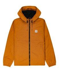 0 Wolfeboro Alder - Water-Resistant Jacket for Men Beige U1JKC3ELF0 Element