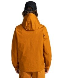 6 Wolfeboro Alder - Water-Resistant Jacket for Men Beige U1JKC3ELF0 Element