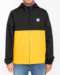0 Wolfeboro Alder Two Tones - Water-Resistant Jacket for Men  U1JKC4ELF0 Element
