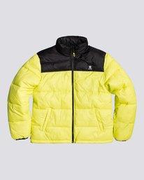 0 Future Nature Alder Arctic - Water-Resistant Jacket for Men  U1JKE8ELF0 Element