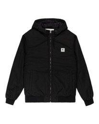 0 Wolfeboro Dulcey - Water-Resistant Jacket for Men Black U1JKF2ELF0 Element