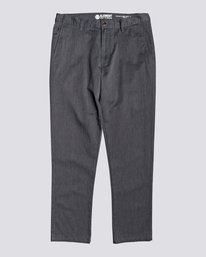 0 Howland Classic - Chinos for Men Grey U1PTC1ELF0 Element