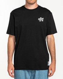 0 Timber! The Remains Liberty - T-shirt pour Homme Noir U1SSG9ELF0 Element
