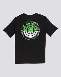 0 Ghostbusters Proton Seal - T-Shirt for Men Black U1SSK7ELF0 Element