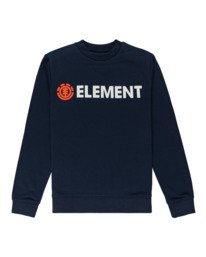 0 Blazin - Sweatshirt for Boys Blue U2CRA2ELF0 Element