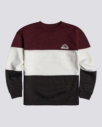 0 Harry - Sweatshirt for Boys Black U2FLA3ELF0 Element