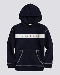 0 Cassius - Sweatshirt for Boys Blue U2HOA1ELF0 Element