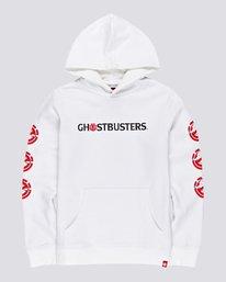 0 Ghostbusters Eidolon - Hoodie for Boys White U2HOB7ELF0 Element