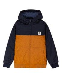 0 Wolfeboro Dulcey Two Tones - Water-Resistant Jacket for Boys Beige U2JKA3ELF0 Element