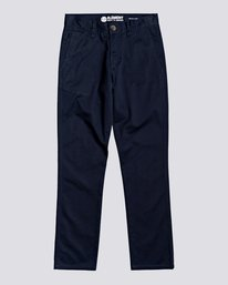 0 Howland - Slim Fit Trousers for Boys Blue U2PTA1ELF0 Element