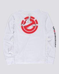 0 Ghostbusters - Long Sleeve T-Shirt for Women White U3LSA4ELF0 Element
