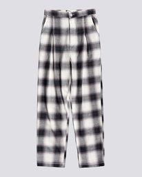 0 Trigga - High Waist Trousers for Women Black U3PTA5ELF0 Element