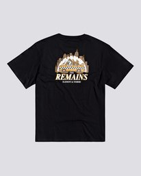 0 Timber! The Remains Taxi - T-shirt pour Femme Noir U3SSA9ELF0 Element