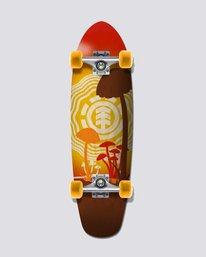 "0 9"" Fun Guy - Skateboard complet pour Unisexe Noir U4CPA3ELF0 Element"