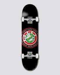 "0 Ghostbusters 7.75"" Ghostbusters - Skateboard  U4CPC2ELF0 Element"
