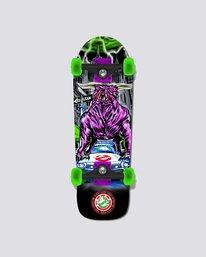 """0 Ghostbusters 9.5"""" Gb Zuul Cruiser - Skateboard  U4CPC7ELF0 Element"""