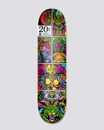 "1 L'Amour Supreme 8.25"" Amun Ra Sascha - Skateboard Deck Black U4DCA7ELF0 Element"