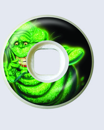 0 Ghostbusters Slimer 54mm - Skate Wheels for Unisex  U4WHA7ELF0 Element