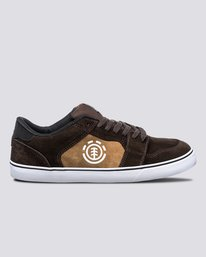 0 Heatley - Recycled & Organic Shoes for Men Brown U6HEA101 Element