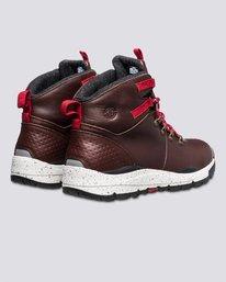 2 Wolfeboro Monde - Schuhe für Männer Braun U6MDN101 Element