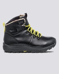 0 Wolfeboro Monde - Schuhe für Männer Schwarz U6MDN101 Element