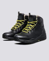 1 Wolfeboro Monde - Schuhe für Männer Schwarz U6MDN101 Element