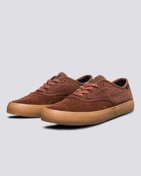 1 Passiph - Shoes for Men Red U6PAS101 Element
