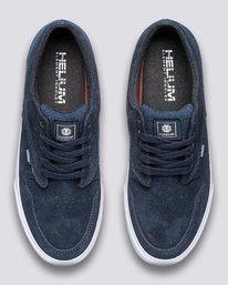 3 Topaz C3 - Recycled & Organic Shoes for Men Blue U6TC3101 Element